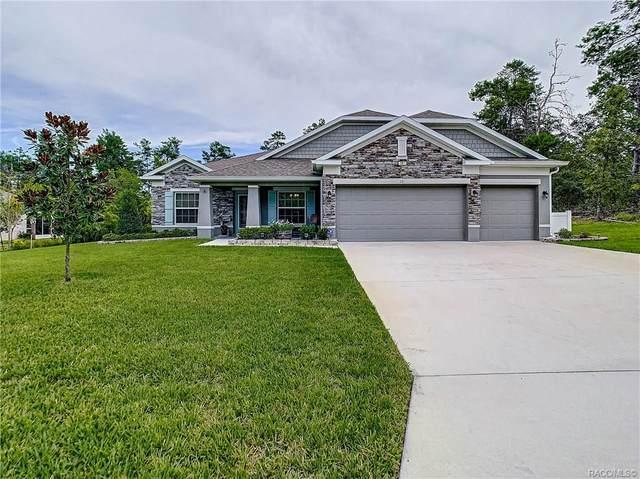 10 Lone Pine Street, Homosassa, FL 34446 (MLS #793979) :: Plantation Realty Inc.