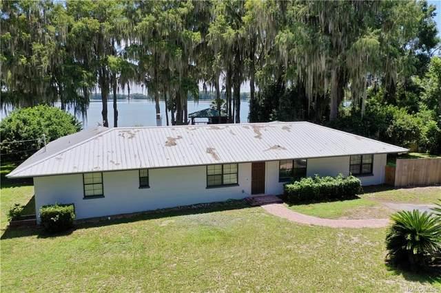 221 S Hunting Lodge Drive, Inverness, FL 34453 (MLS #794019) :: Plantation Realty Inc.