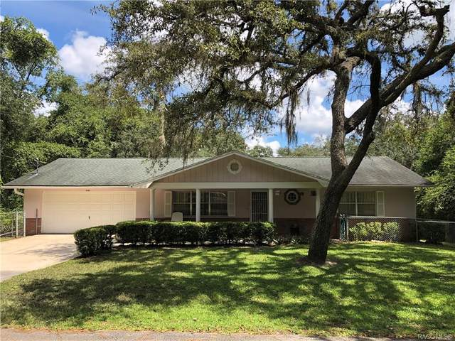 5145 S La Belle Drive, Inverness, FL 34452 (MLS #794228) :: Plantation Realty Inc.