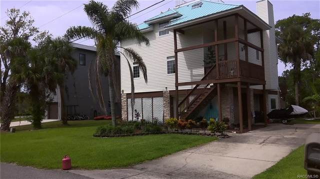 1424 SE 5th Avenue, Crystal River, FL 34429 (MLS #794243) :: Plantation Realty Inc.