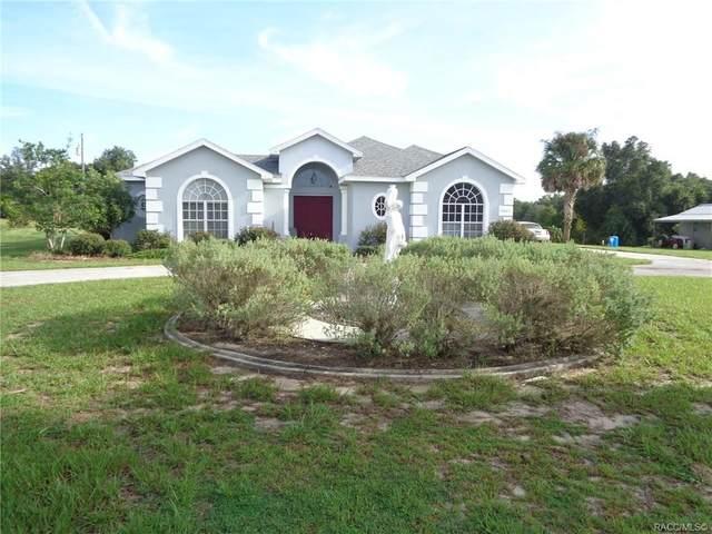 9033 W Emerald Oaks Drive, Crystal River, FL 34428 (MLS #794303) :: Plantation Realty Inc.