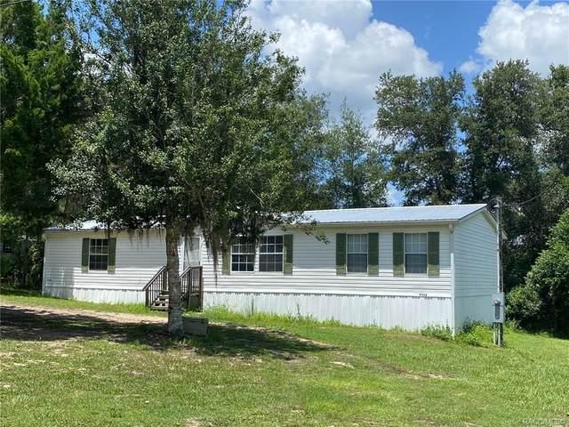 3539 W Hilltop Lane, Dunnellon, FL 34433 (MLS #794390) :: Plantation Realty Inc.