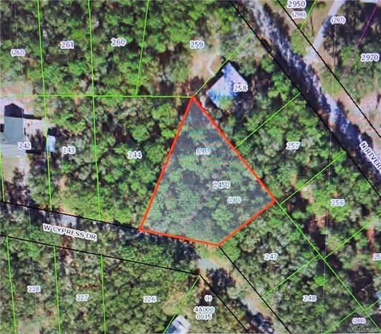 2605 W Cypress Drive, Dunnellon, FL 34433 (MLS #794431) :: Plantation Realty Inc.