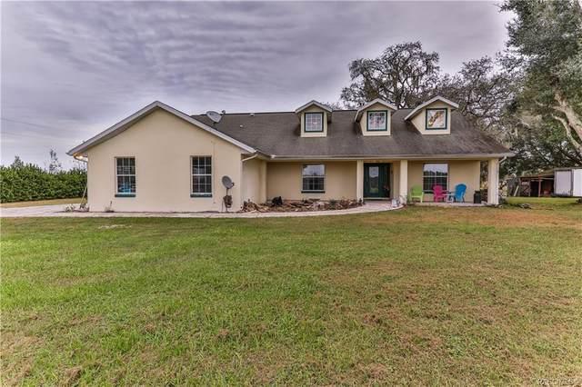 8780 E Derby Oaks Drive, Floral City, FL 34436 (MLS #794475) :: Plantation Realty Inc.
