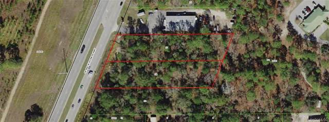 2521 N Lecanto Highway, Lecanto, FL 34461 (MLS #794581) :: Plantation Realty Inc.