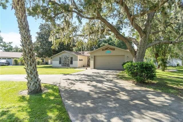 5109 S Running Brook Drive, Homosassa, FL 34448 (MLS #794638) :: Plantation Realty Inc.