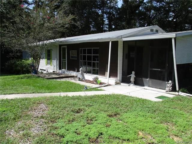 7700 S Four Oaks Drive, Floral City, FL 34436 (MLS #794647) :: Plantation Realty Inc.
