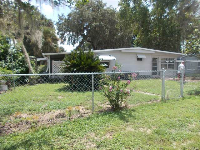 3820 E Eagle Trl, Hernando, FL 34442 (MLS #794675) :: Plantation Realty Inc.