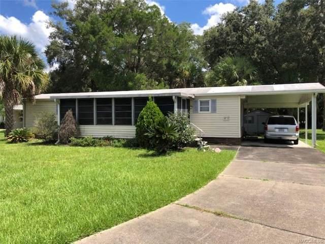 4321 N Weewahi Point, Crystal River, FL 34428 (MLS #794701) :: Plantation Realty Inc.