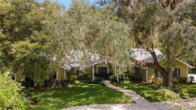 11875 E Blue Cove Drive, Dunnellon, FL 34432 (MLS #794703) :: Plantation Realty Inc.