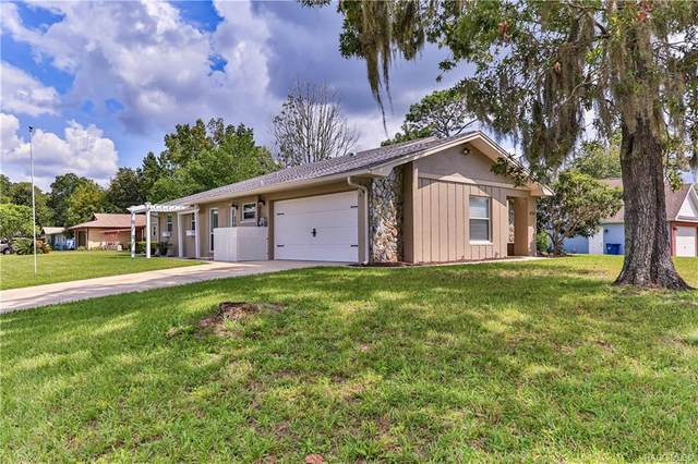 4191 S Centennial Avenue, Homosassa, FL 34446 (MLS #794755) :: Plantation Realty Inc.