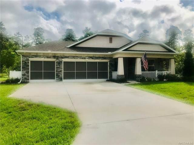 12 Lone Pine Street, Homosassa, FL 34446 (MLS #794770) :: Plantation Realty Inc.