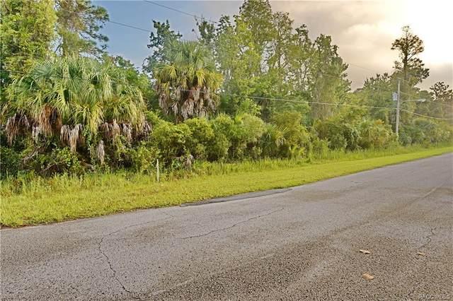 7435 W Golf Club Street, Crystal River, FL 34429 (MLS #794783) :: Pristine Properties