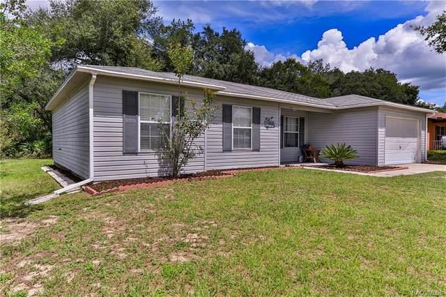 6671 W Robin Lane, Homosassa, FL 34448 (MLS #794793) :: Plantation Realty Inc.