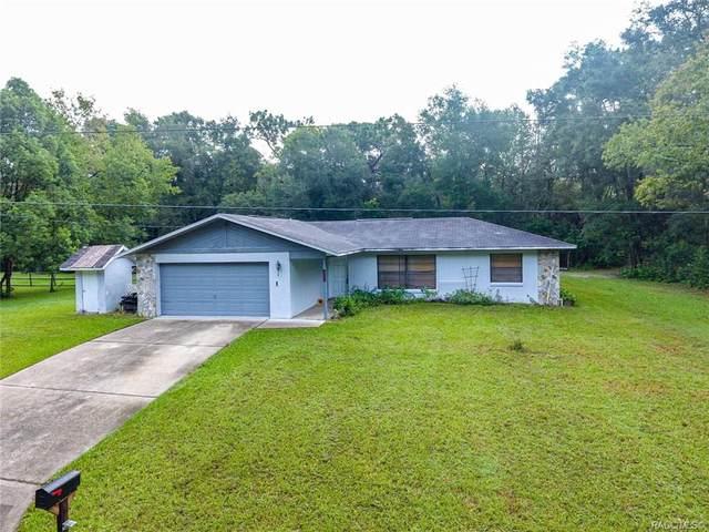 3645 S Placid Avenue, Inverness, FL 34452 (MLS #794813) :: Plantation Realty Inc.