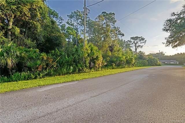 7435 W Golf Club Street, Crystal River, FL 34429 (MLS #794817) :: Pristine Properties