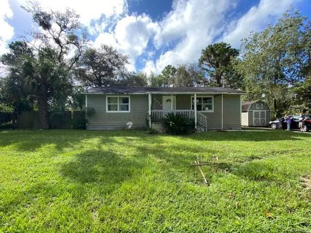6670 W Park Drive, Homosassa, FL 34446 (MLS #794829) :: Plantation Realty Inc.