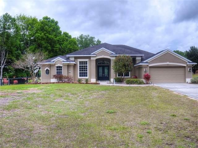 9011 W Wauchula Drive #103, Crystal River, FL 34428 (MLS #794876) :: Plantation Realty Inc.