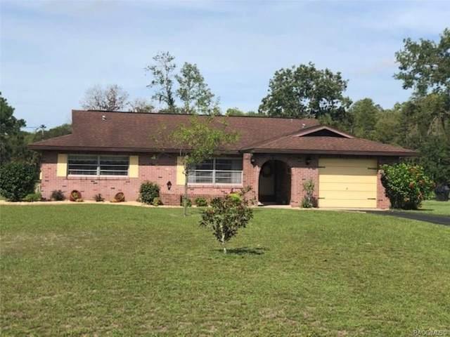2830 N Carolina Road, Crystal River, FL 34428 (MLS #794943) :: Pristine Properties