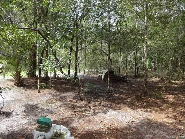 8170 W Kennedy Lane, Crystal River, FL 34428 (MLS #794951) :: Pristine Properties
