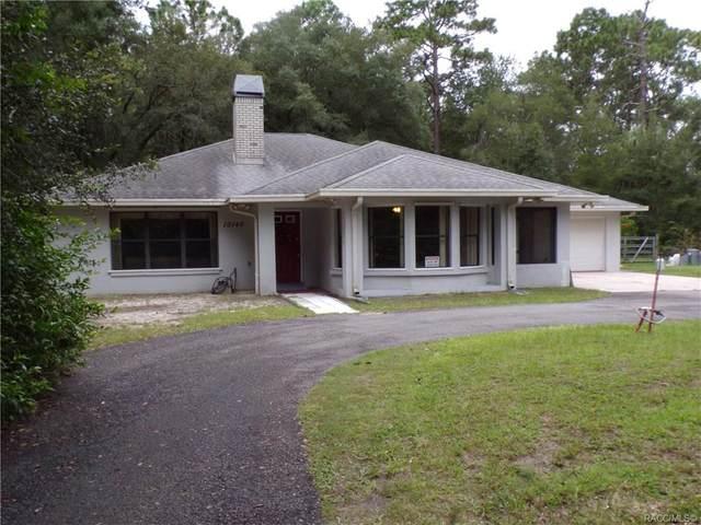 10140 W Ohio Drive, Crystal River, FL 34428 (MLS #794956) :: Pristine Properties