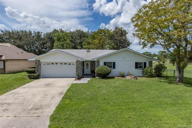 4262 S Centennial Avenue, Homosassa, FL 34446 (MLS #794961) :: Plantation Realty Inc.