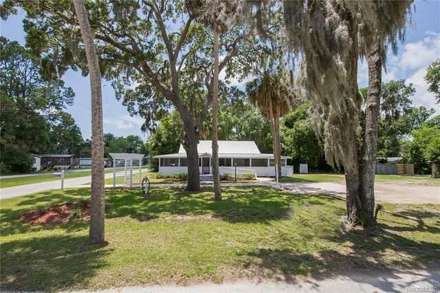 353 NE 2nd Street, Crystal River, FL 34429 (MLS #794979) :: Plantation Realty Inc.
