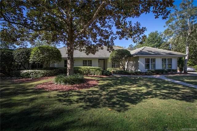 3684 W Wade Hampton Court, Lecanto, FL 34461 (MLS #794982) :: Plantation Realty Inc.