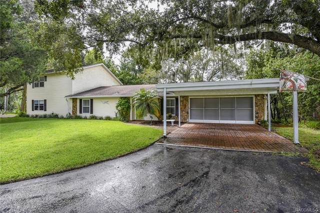 4216 S Marva Terrace, Homosassa, FL 34448 (MLS #794985) :: Pristine Properties