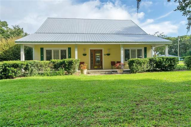 8779 E Orange Avenue, Floral City, FL 34436 (MLS #794990) :: Plantation Realty Inc.