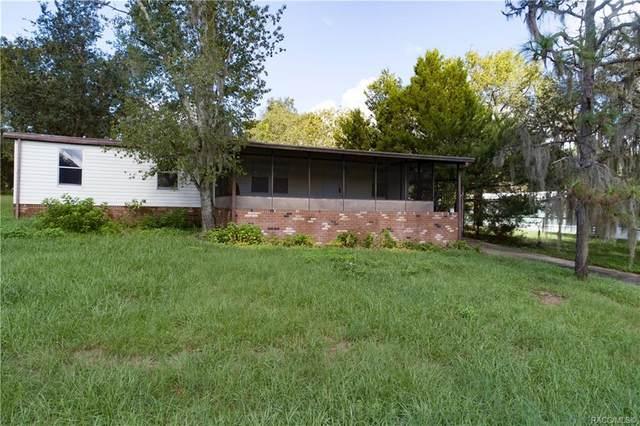 380 S Spice Wood Terrace, Lecanto, FL 34461 (MLS #795011) :: Plantation Realty Inc.
