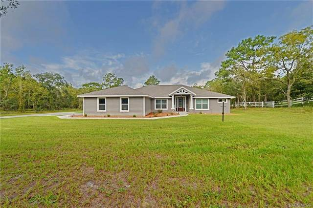 746 N Man O War Drive, Inverness, FL 34453 (MLS #795012) :: Plantation Realty Inc.