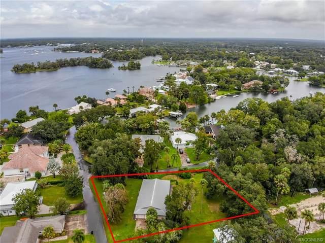 1095 N Circle Drive, Crystal River, FL 34429 (MLS #795021) :: Pristine Properties