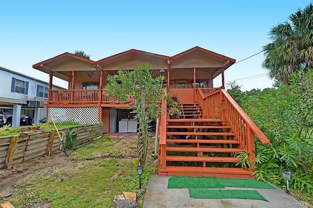 14336 W Seashell Court, Crystal River, FL 34429 (MLS #795030) :: Plantation Realty Inc.