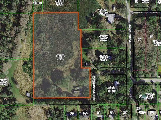 10301 E Clovernook Lane, Inverness, FL 34450 (MLS #795033) :: Plantation Realty Inc.
