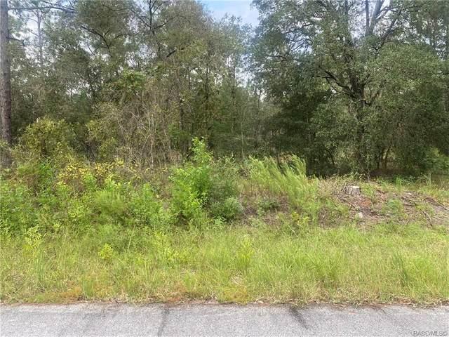 Lot 32 NW Smallwood Road, Dunnellon, FL 34431 (MLS #795068) :: Plantation Realty Inc.