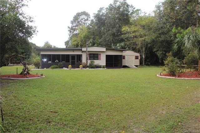 7174 E Channel Drive, Hernando, FL 34442 (MLS #795080) :: Plantation Realty Inc.