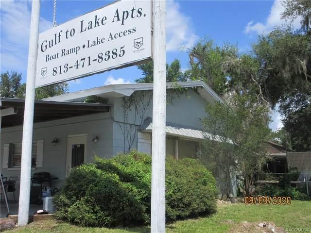 1259 S Elmwood Drive, Inverness, FL 34450 (MLS #795086) :: Plantation Realty Inc.