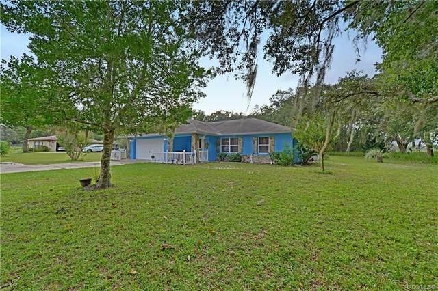 774 S Oak Crest Path, Lecanto, FL 34461 (MLS #795088) :: Plantation Realty Inc.