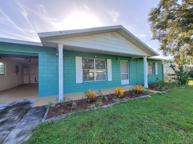 2287 S Whitier Point, Homosassa, FL 34446 (MLS #795104) :: Plantation Realty Inc.