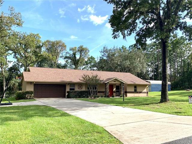 290 E Knightsbridge Place, Lecanto, FL 34461 (MLS #795109) :: Plantation Realty Inc.