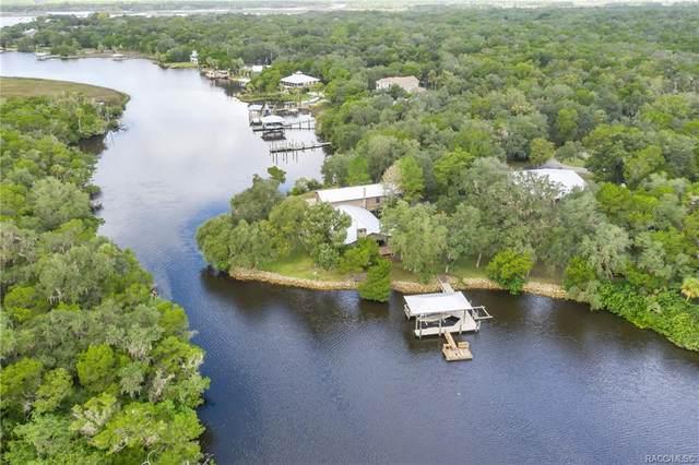 6935 S Haulover Point, Homosassa, FL 34448 (MLS #795126) :: Plantation Realty Inc.