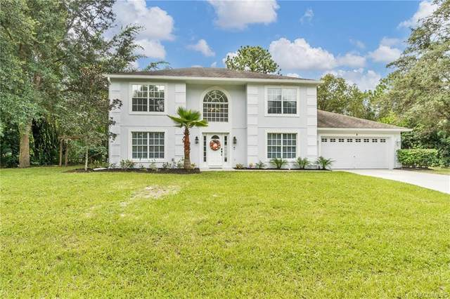 6 Sweetgum Court N, Homosassa, FL 34446 (MLS #795129) :: Plantation Realty Inc.
