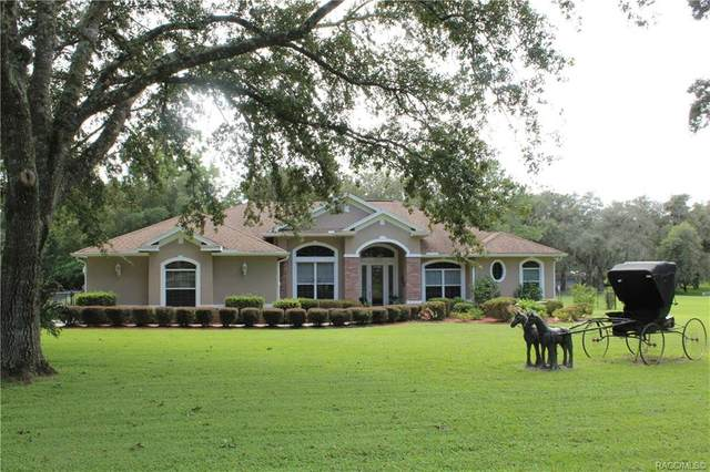 7222 E Savannah Court, Floral City, FL 34436 (MLS #795138) :: Plantation Realty Inc.