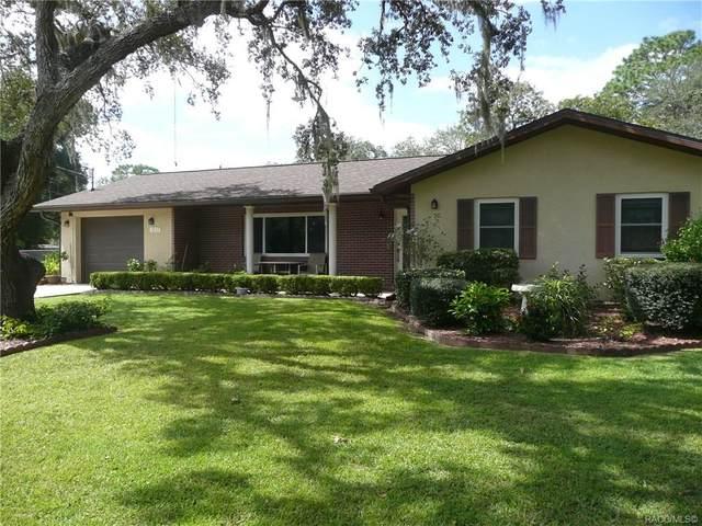 1017 Jones Avenue, Inverness, FL 34453 (MLS #795143) :: Plantation Realty Inc.