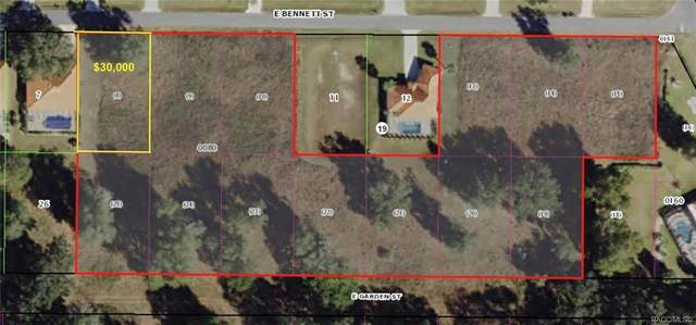 4348 E Bennett Street, Inverness, FL 34453 (MLS #795150) :: Plantation Realty Inc.