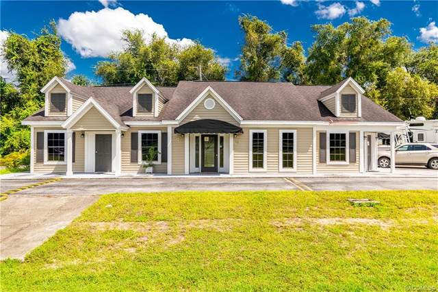523 Us Hwy 41 Route S, Inverness, FL 34450 (MLS #795155) :: Plantation Realty Inc.