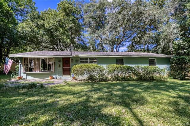 2924 S Buckley Point, Inverness, FL 34450 (MLS #795181) :: Plantation Realty Inc.
