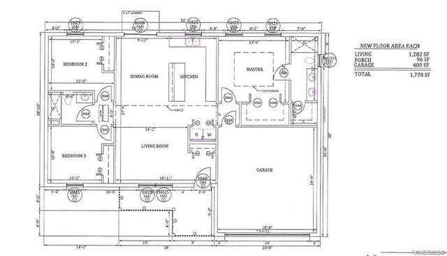 1309 Eden Drive, Inverness, FL 34450 (MLS #795186) :: Plantation Realty Inc.