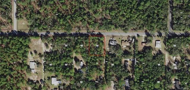 1150 E Ray Street, Hernando, FL 34442 (MLS #795200) :: Plantation Realty Inc.